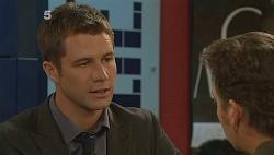Mark Brennan, Lucas Fitzgerald in Neighbours Episode 6085
