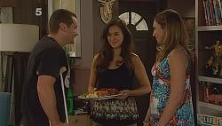 Toadie Rebecchi, Jade Mitchell, Sonya Mitchell in Neighbours Episode 6085