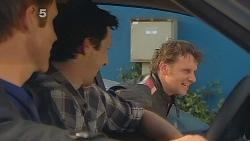 Billy Forman, Lucas Fitzgerald in Neighbours Episode 6086