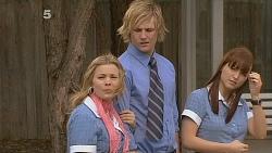 Natasha Williams, Andrew Robinson, Summer Hoyland in Neighbours Episode 6087