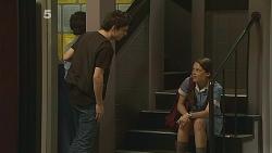 Zeke Kinski, Sophie Ramsay in Neighbours Episode 6087
