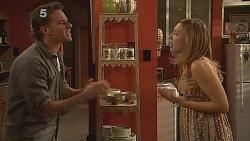 Lucas Fitzgerald, Sonya Mitchell in Neighbours Episode 6088