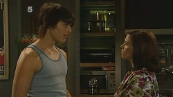 Declan Napier, Rebecca Napier in Neighbours Episode 6089