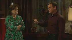 Lyn Scully, Paul Robinson in Neighbours Episode 6090