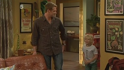 Michael Williams, Charlie Hoyland in Neighbours Episode 6090
