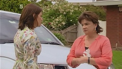 Rebecca Napier, Lyn Scully in Neighbours Episode 6090