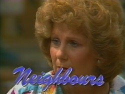Madge Mitchell in Neighbours Episode 0266