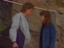 Scott Robinson, Charlene Mitchell in Neighbours Episode 0294