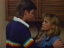 Mike Young, Cassie Campbell in Neighbours Episode 0294