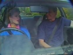 Daphne Clarke, Des Clarke in Neighbours Episode 0294