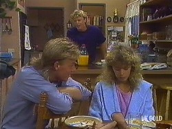 Scott Robinson, Henry Ramsay, Charlene Mitchell in Neighbours Episode 0441