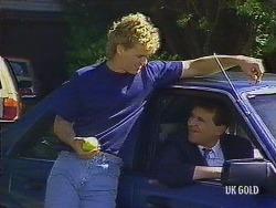 Henry Ramsay, Des Clarke in Neighbours Episode 0441