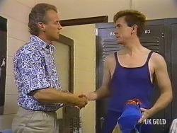 Jim Robinson, Ken Harper in Neighbours Episode 0441