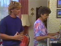 Henry Ramsay, Nell Mangel in Neighbours Episode 0441