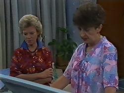 Helen Daniels, Nell Mangel in Neighbours Episode 0442