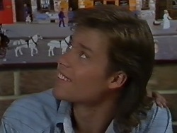 Mike Young in Neighbours Episode 0442