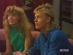 Charlene Mitchell, Scott Robinson in Neighbours Episode 0443