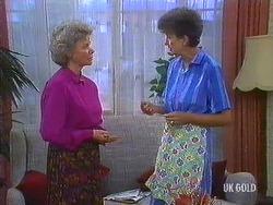 Helen Daniels, Nell Mangel in Neighbours Episode 0444