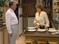 Harold Bishop, Madge Bishop in Neighbours Episode 0446
