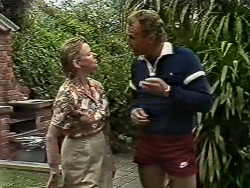 Helen Daniels, Jim Robinson in Neighbours Episode 0446