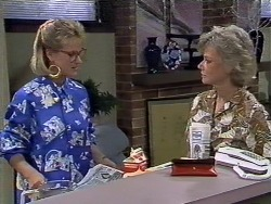 Daphne Clarke, Helen Daniels in Neighbours Episode 0446