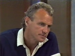 Jim Robinson in Neighbours Episode 0446