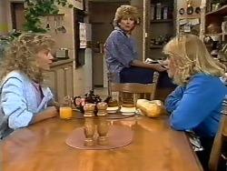 Charlene Mitchell, Madge Bishop, Jane Harris in Neighbours Episode 0447