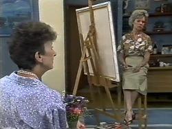 Nell Mangel, Helen Daniels in Neighbours Episode 0447
