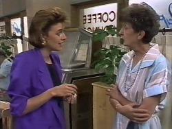 Gail Robinson, Nell Mangel in Neighbours Episode 0447