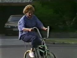 Madge Bishop in Neighbours Episode 0447