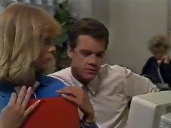 Jane Harris, Paul Robinson, Helen Daniels in Neighbours Episode 0448