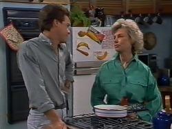Paul Robinson, Helen Daniels in Neighbours Episode 0448