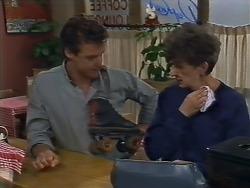 Paul Robinson, Nell Mangel in Neighbours Episode 0448