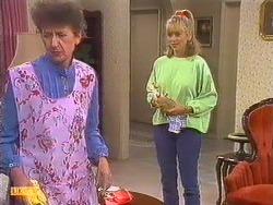 Nell Mangel, Jane Harris in Neighbours Episode 0501
