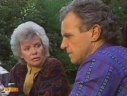 Helen Daniels, Jim Robinson in Neighbours Episode 0501