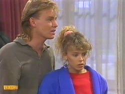 Scott Robinson, Charlene Mitchell in Neighbours Episode 0501