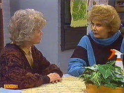 Helen Daniels, Madge Mitchell in Neighbours Episode 0501