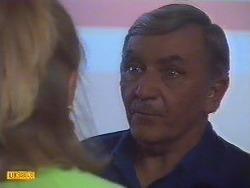 Jane Harris, Caretaker in Neighbours Episode 0501