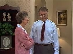 Nell Mangel, Harold Bishop in Neighbours Episode 0738