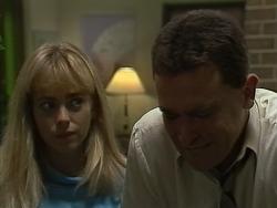 Jane Harris, Des Clarke in Neighbours Episode 0738