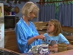 Helen Daniels, Katie Landers in Neighbours Episode 0742