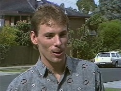 Steve Fisher in Neighbours Episode 0742