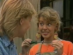 Scott Robinson, Charlene Robinson in Neighbours Episode 0742