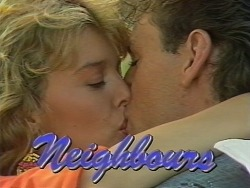 Charlene Mitchell, Steve Fisher in Neighbours Episode 0742