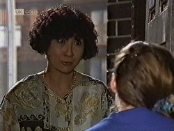 Jenny Lim, Julie Robinson in Neighbours Episode 1941