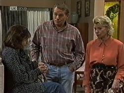 Pam Willis, Doug Willis, Helen Daniels in Neighbours Episode 1941