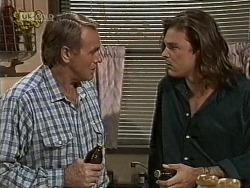 Doug Willis, Wayne Duncan in Neighbours Episode 1941