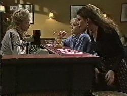 Annalise Hartman, Lauren Carpenter, Gaby Willis in Neighbours Episode 1943