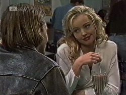 Harvey Johnson, Annalise Hartman in Neighbours Episode 1944