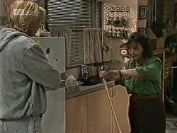Brad Willis, Pam Willis in Neighbours Episode 1944